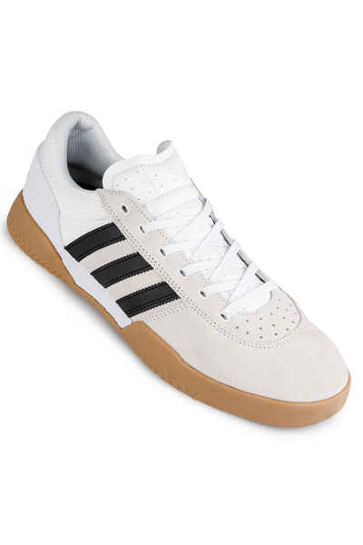 adidas Skateboarding City Cup Shoes (white core black gum) buy at