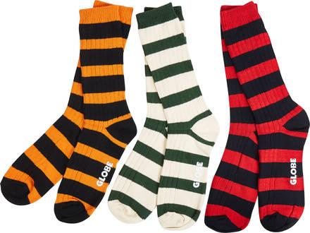Skate Socks Buy Globe Thin Stripe Boot Deluxe Skate Socks