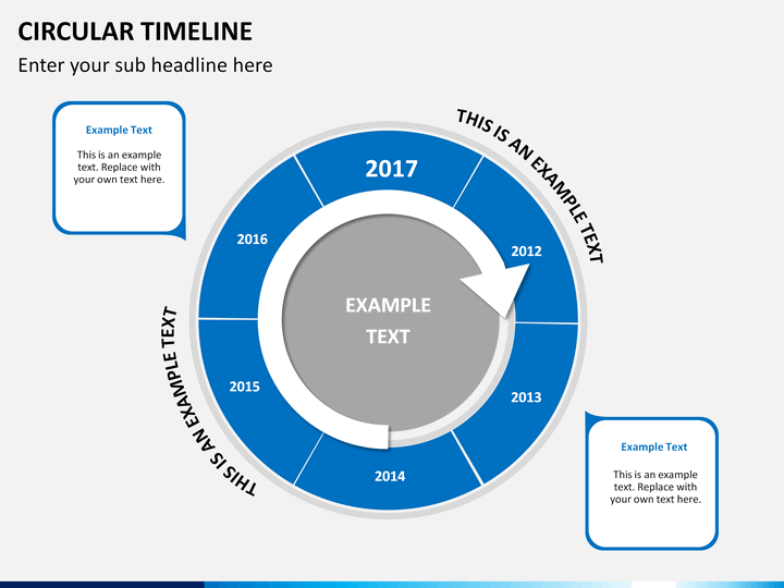 timeline on powerpoint