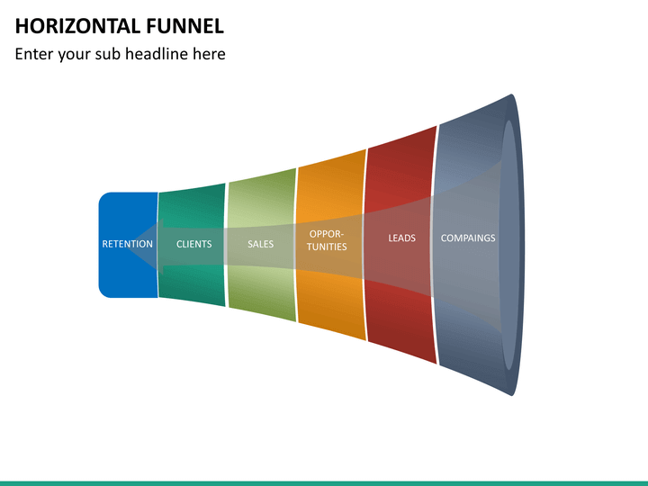 funnel powerpoint template