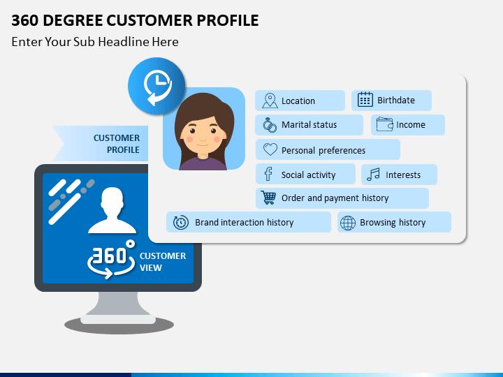 customer profile template free