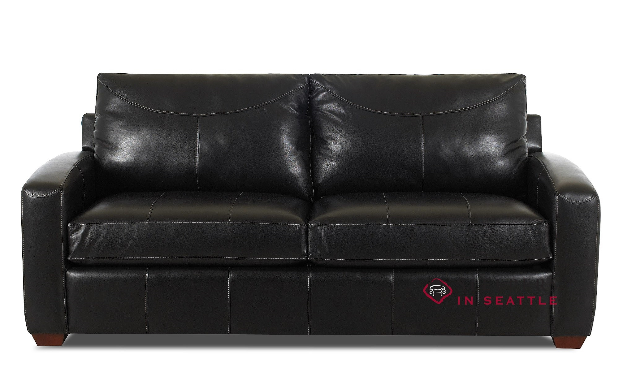 Sleeper Sofa Quick Delivery Quick Ship Boulder Full Leather Sofa By Savvy Fast Shipping Boulder Full Sofa Bed Sleepersinseattle