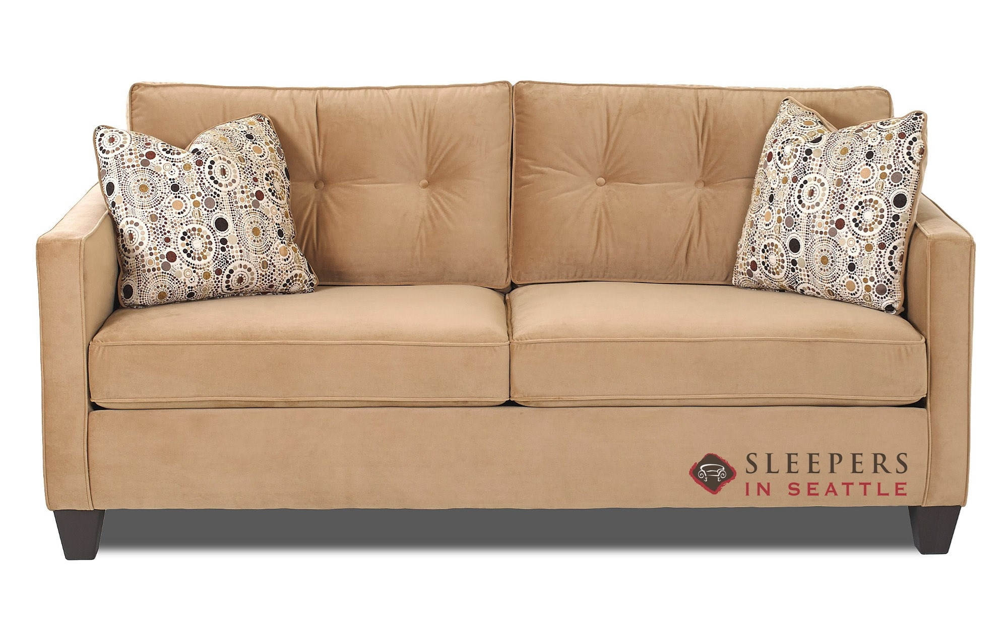 Sofa Queen Savvy Bristol Queen Sleeper Sofa