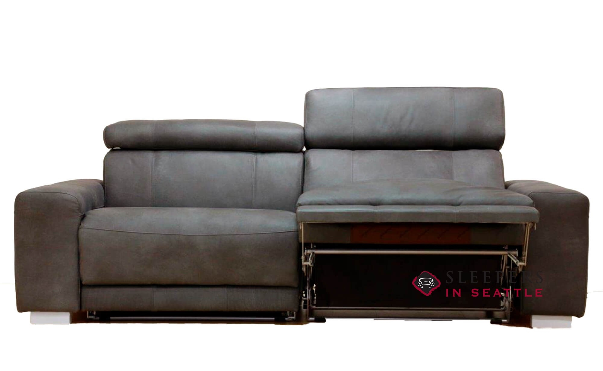 Customize And Personalize Monex Queen Fabric Sofa By Luonto Queen Size Sofa Bed Sleepersinseattle Com