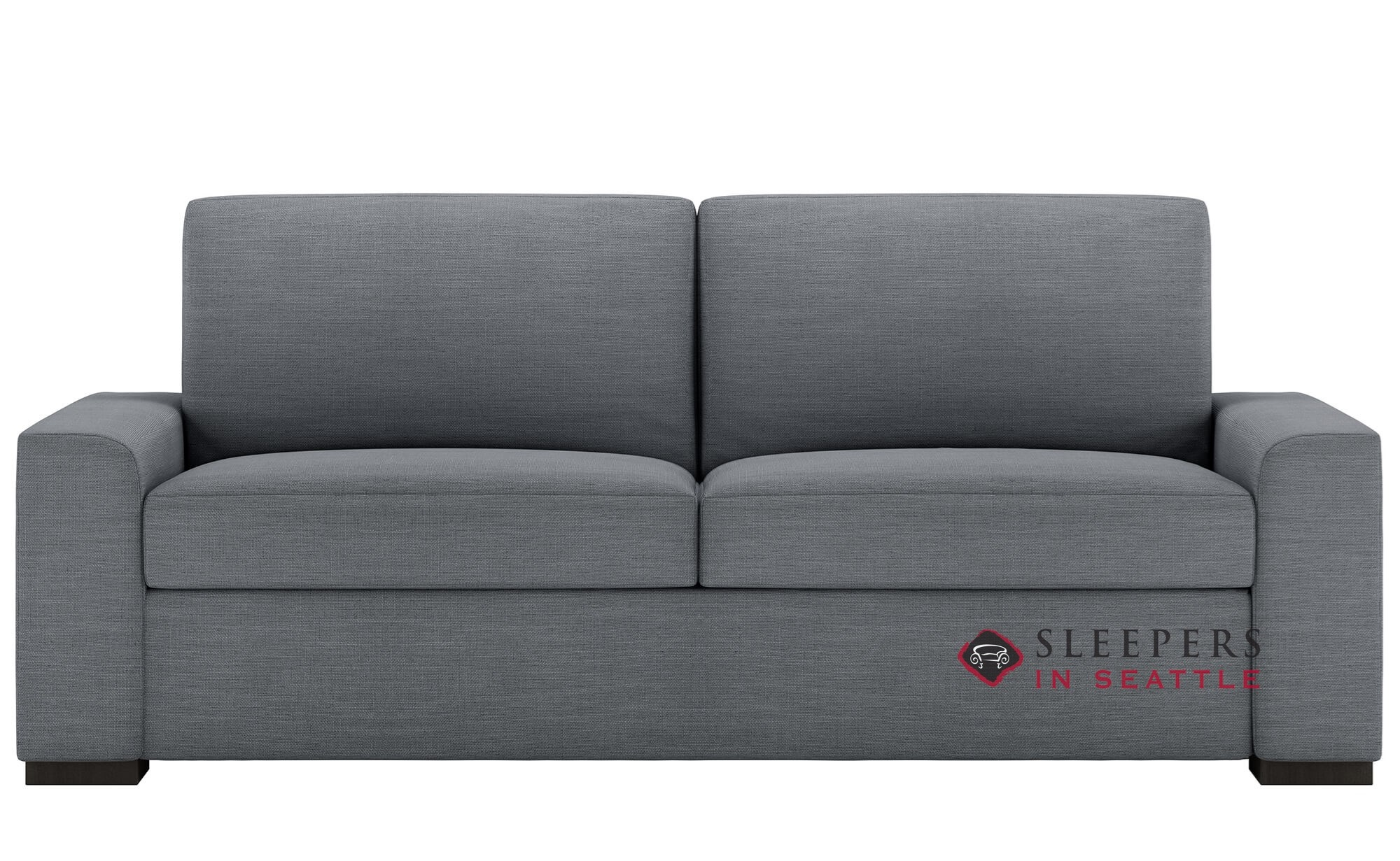 American Sofa Images American Leather Olson Low Leg Queen Comfort Sleeper Generation Viii