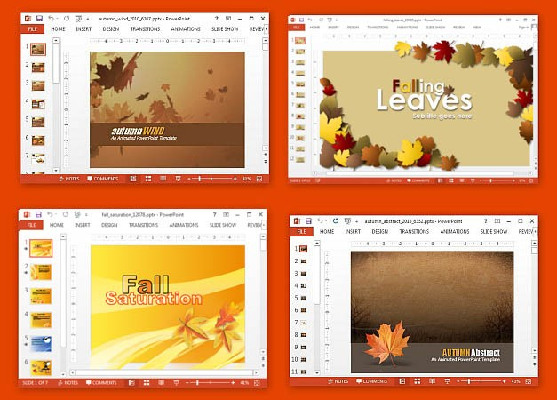 Seasons PowerPoint Presentations - SlideHunter