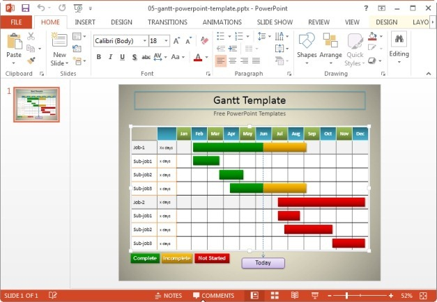 Best Gantt Chart Makers For Project Management - what does a gantt chart show
