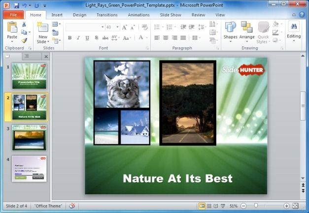 Make Attractive Collages For Presentations With Collagerator