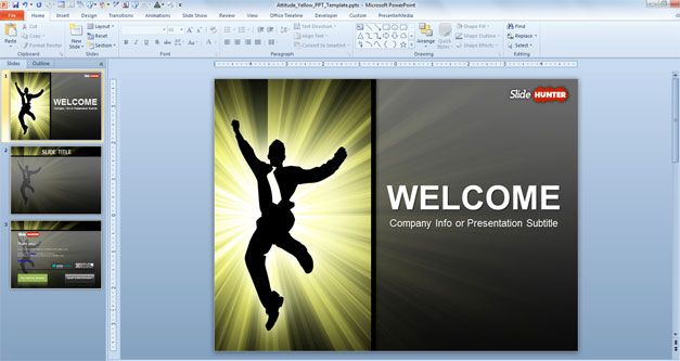 ppt business presentation templates