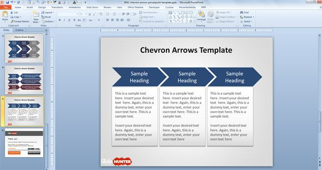 How To Create A Resume Powerpoint How To Create Animated Presentations Powtoon The Free Chevron Arrows Template For Powerpoint
