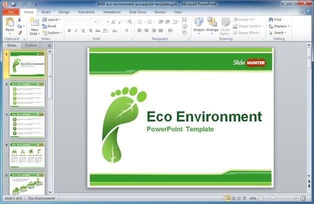 Premium And Free Renewable Energy PowerPoint Templates