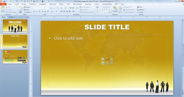 business presentation powerpoint templates