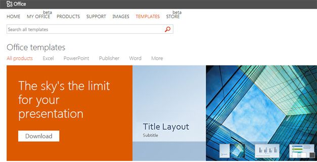 Download free thmx PowerPoint Templates