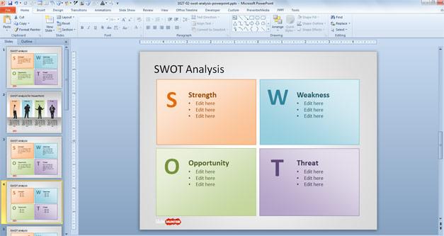 21 Microsoft Word Marketing Plan Templates Free Free Swot Analysis Powerpoint Template Free Powerpoint