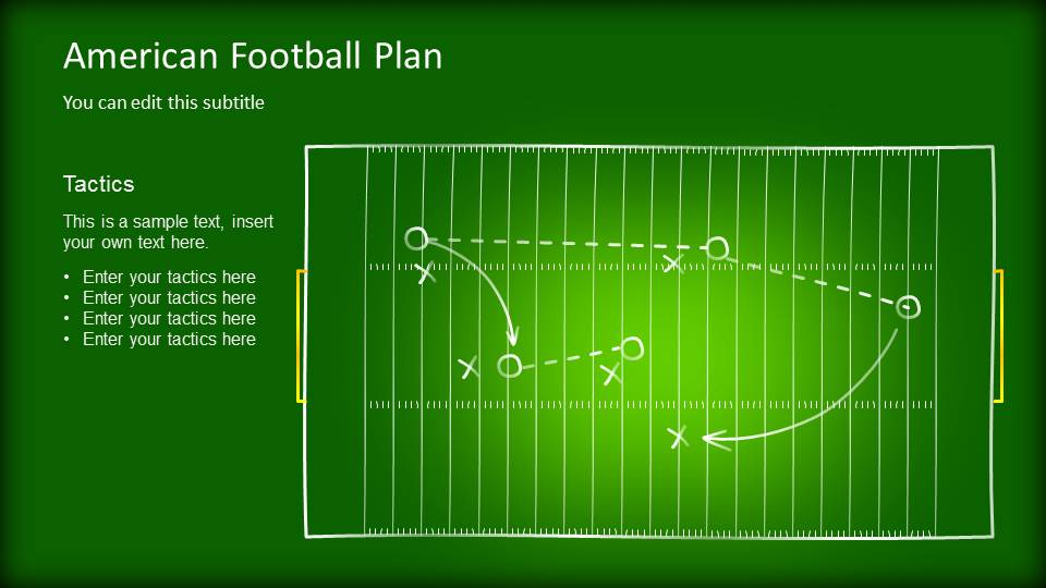 Football Template For Powerpoint Colbro