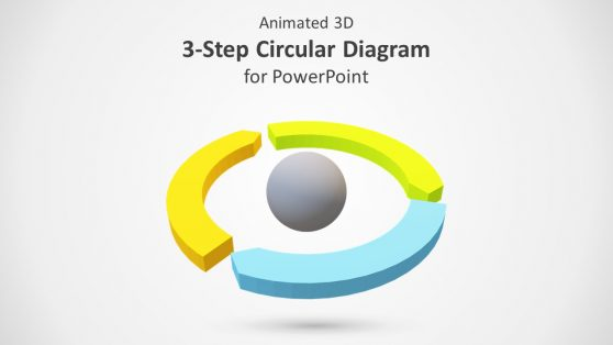 Process Cycle Diagram Templates for PowerPoint