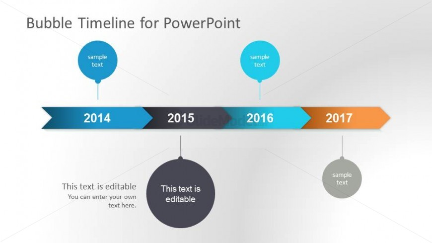Professional Powerpoint Templates Ppt Templates Horizontal Bubbles Timeline Design For Powerpoint Slidemodel