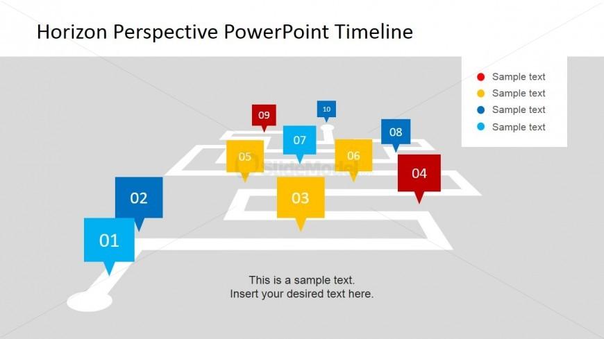 Timeline Milestone PowerPoint Template - SlideModel