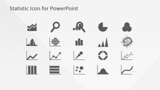 Professional Statistics Powerpoint Icons Slidemodel