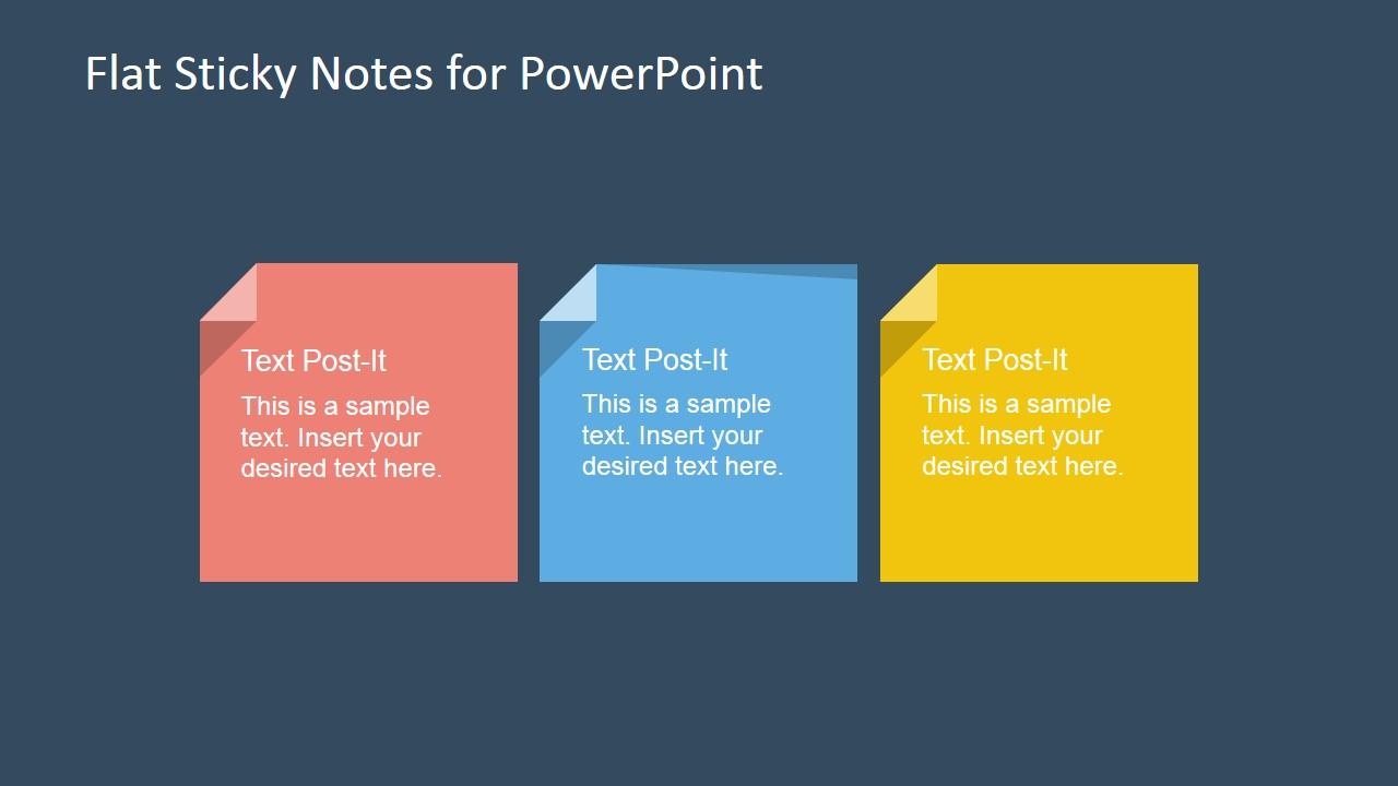 sticky note templates