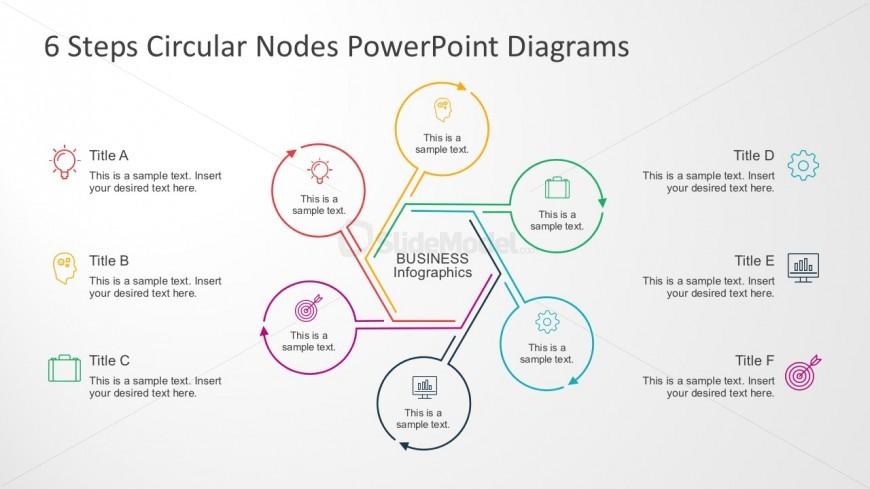 Circular Hierarchy Diagram PowerPoint Presentations - SlideModel