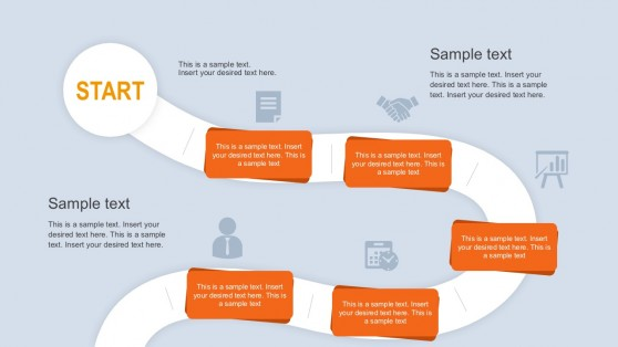 Career Path PowerPoint Templates