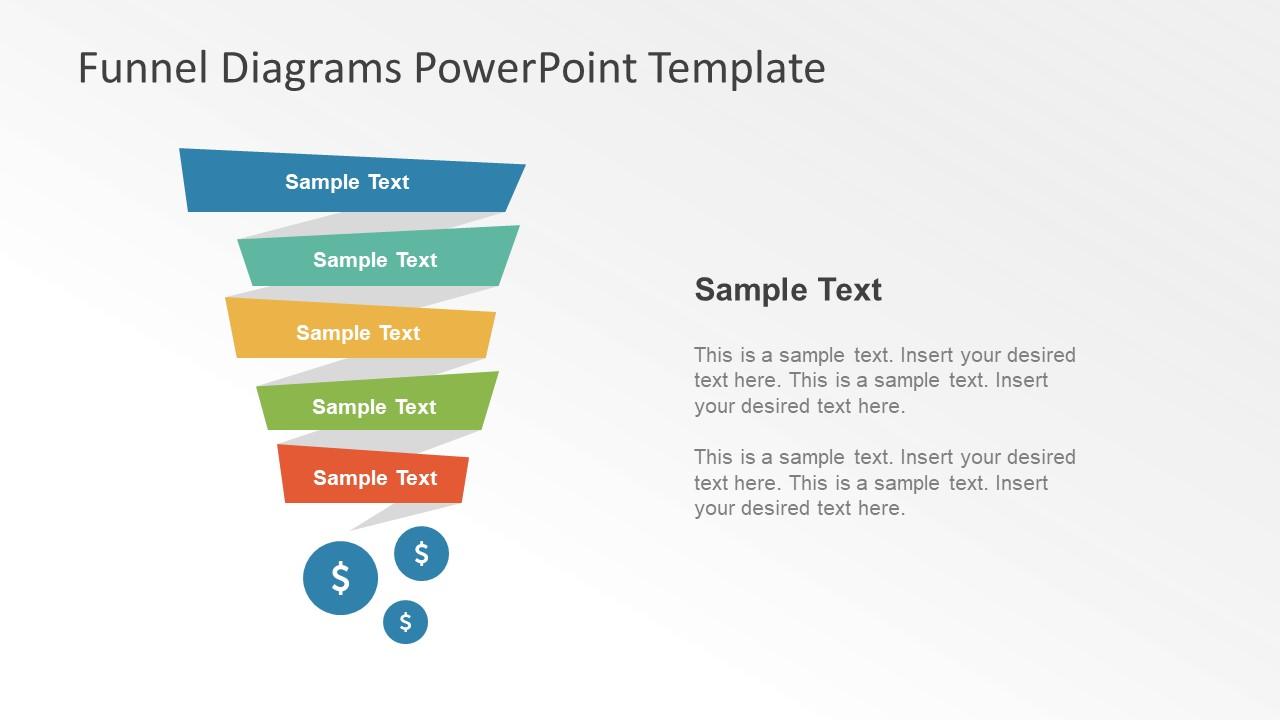 Funnel Powerpoint Template Costumepartyrun