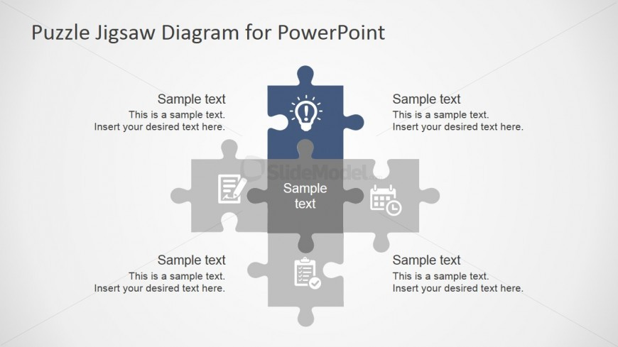 Jigsaw Puzzle Diagram Powerpoint - Complete Wiring Diagrams \u2022