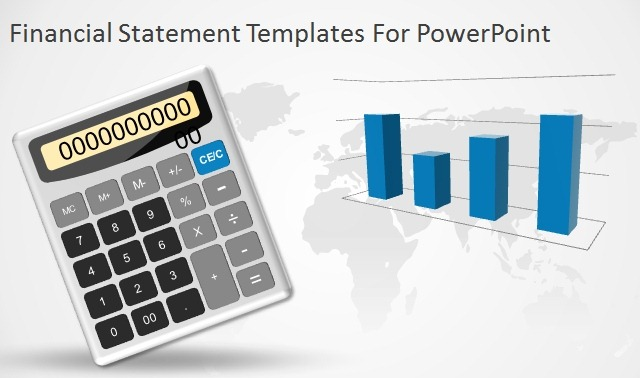 Financial Statement Templates For PowerPoint Presentations - financial statement forms templates