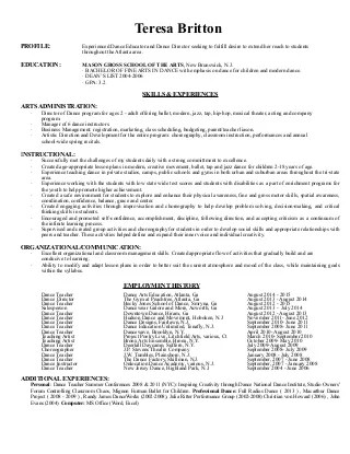 The destructors leadership essay  College personal essays Managers - dance instructor resume