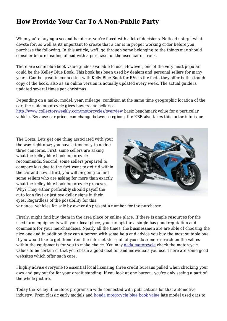 Motorcycle Blue Book Value App | disrespect1st.com
