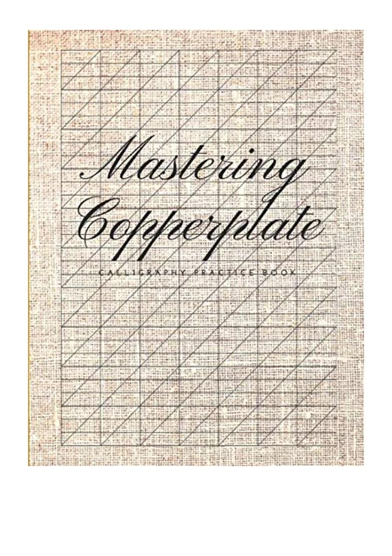 Calligraphy Fonts Books Pdf Mastering Copperplate Calligraphy Practice Book Pdf Zenwerkz Graph