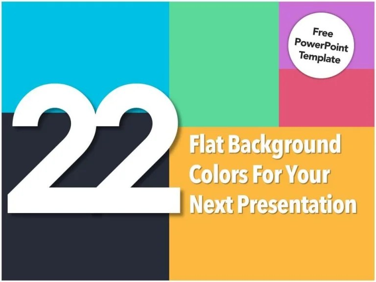 The Yellow Wallpaper Quotes And Analysis 22 Flat Background Colors For Your Presentation Free