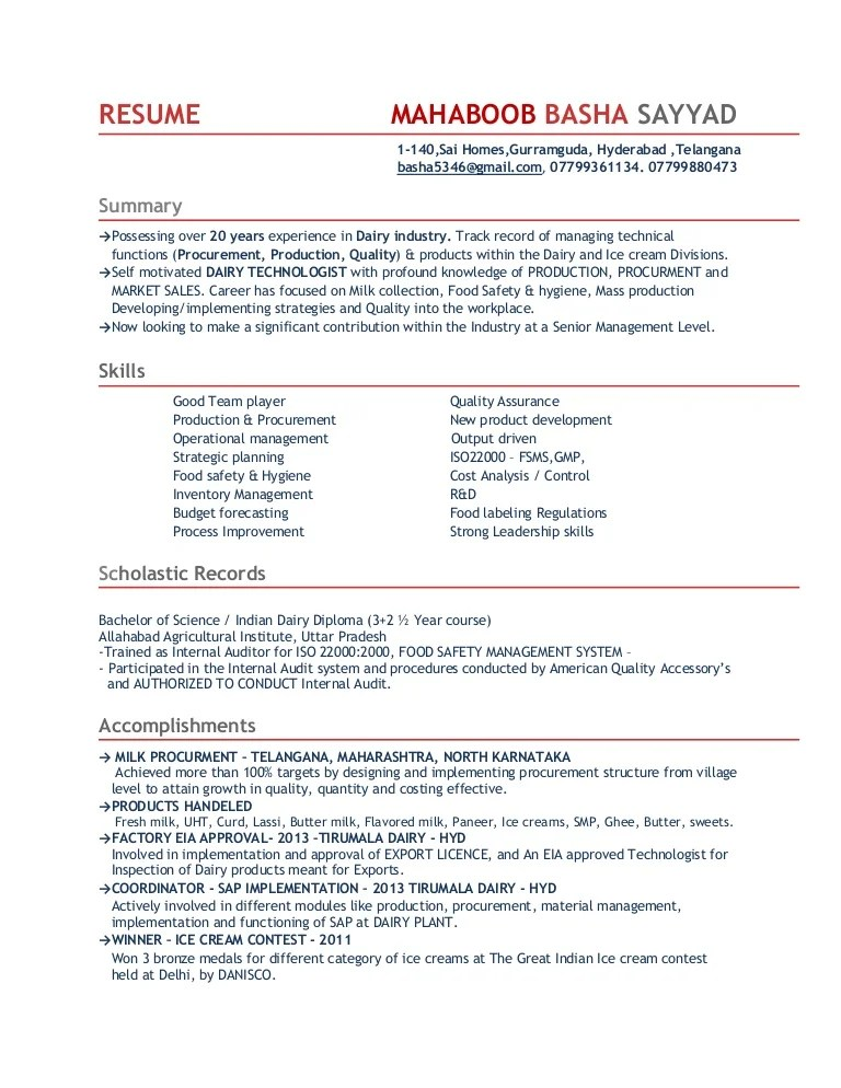 Dairy Queen Resume Image collections - free resume templates word - dairy manager sample resume