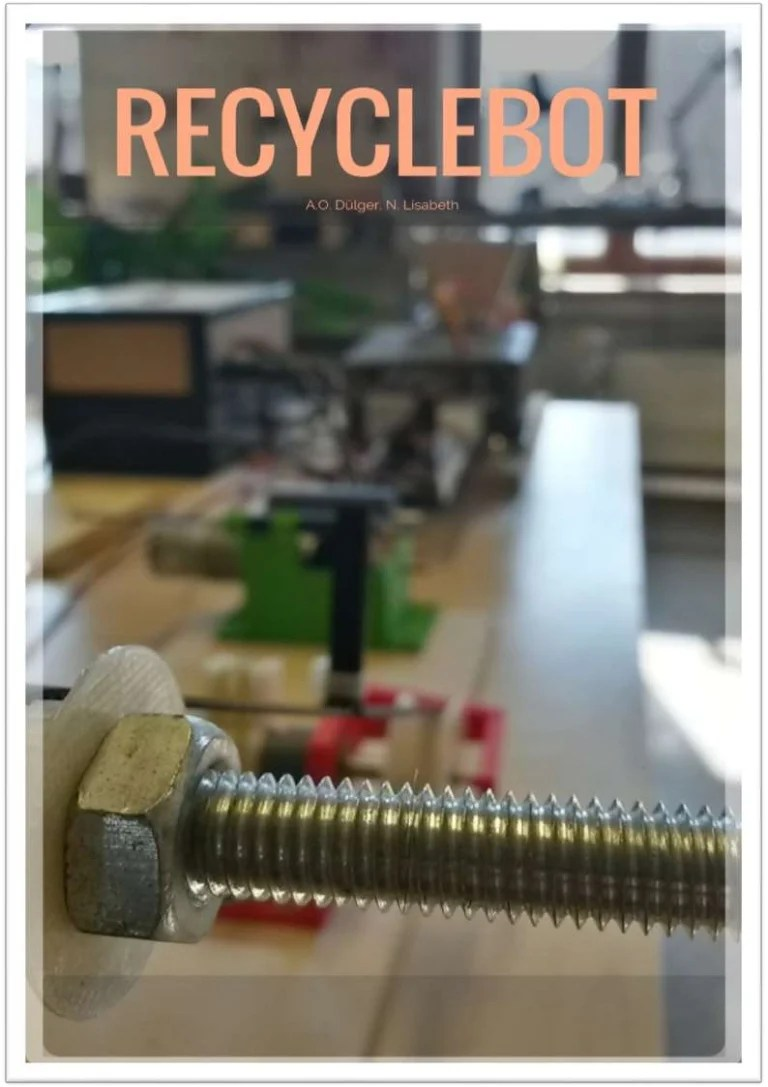 12mm Multiplex Recyclebot Report
