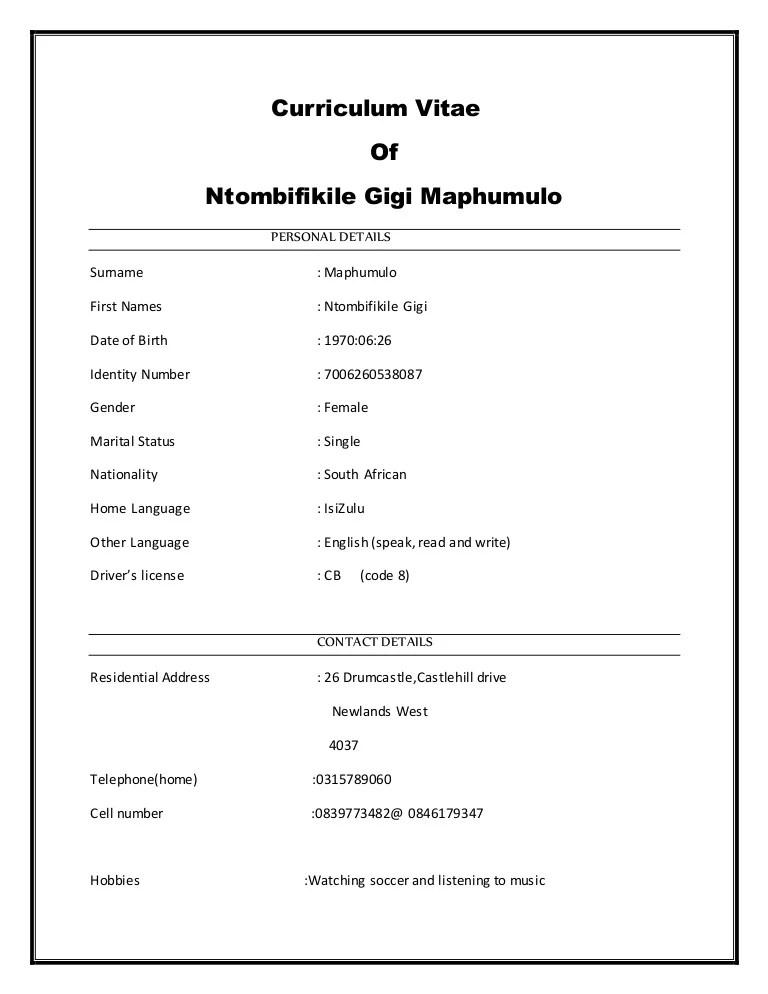 Fantastic European Cv Format Pdf Adornment - Resume Ideas - namanasa - european resume template