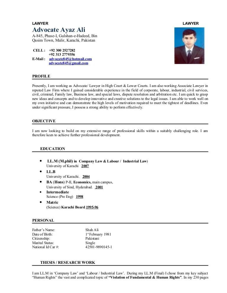 examples samples cv resume format - Funfpandroid