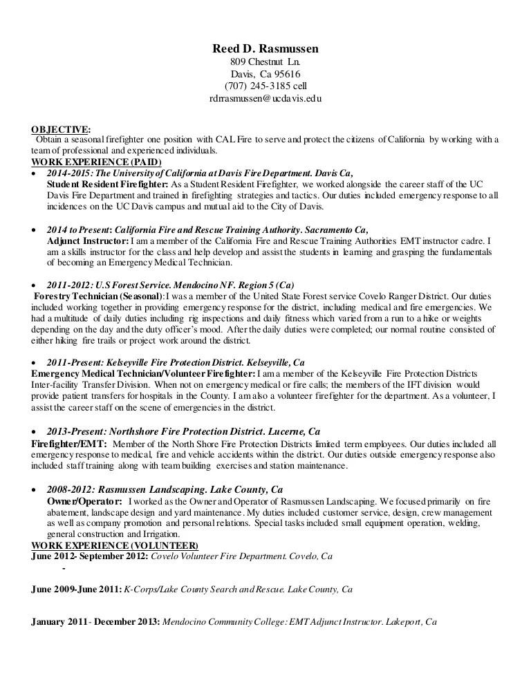 sample resumer