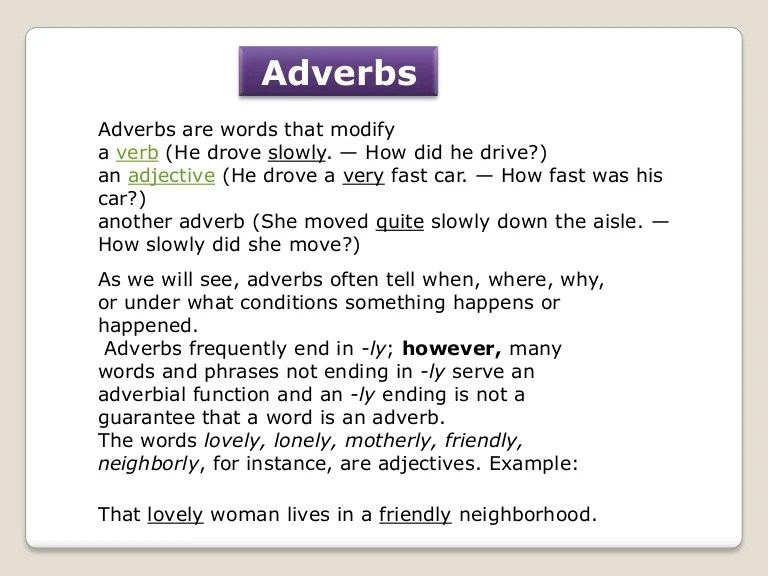 adverbs for resumes - Josemulinohouse - good adjectives for resume