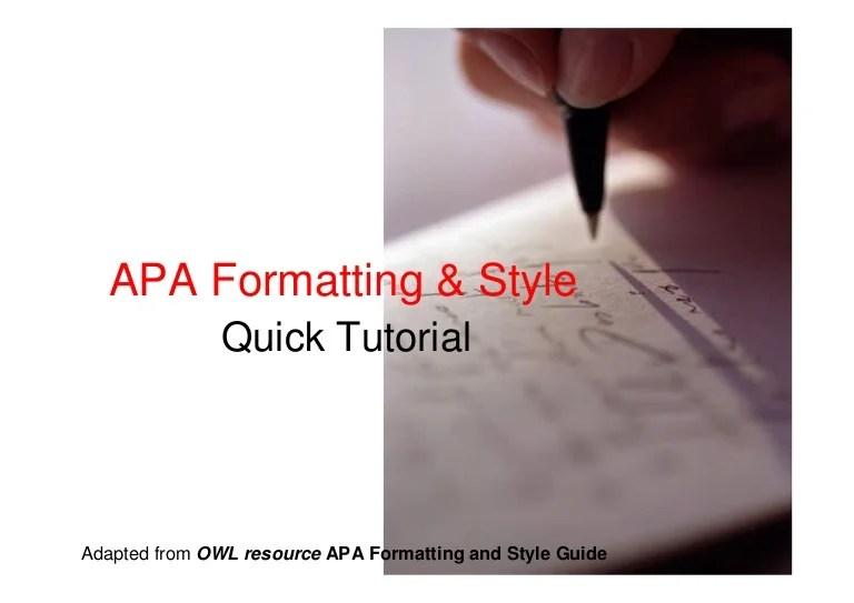 apa format doc - Apmayssconstruction
