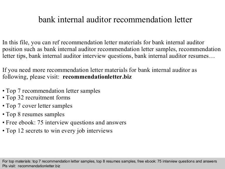 internal recommendation letter - Towerssconstruction