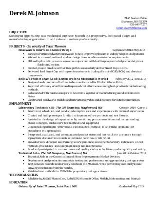 Resume Lab Technician / Sales / Technician - Lewesmr - sample resume lab technician