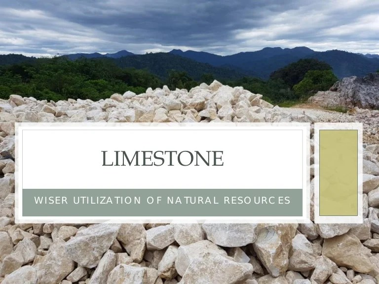 Caco3 Limestone Commodity