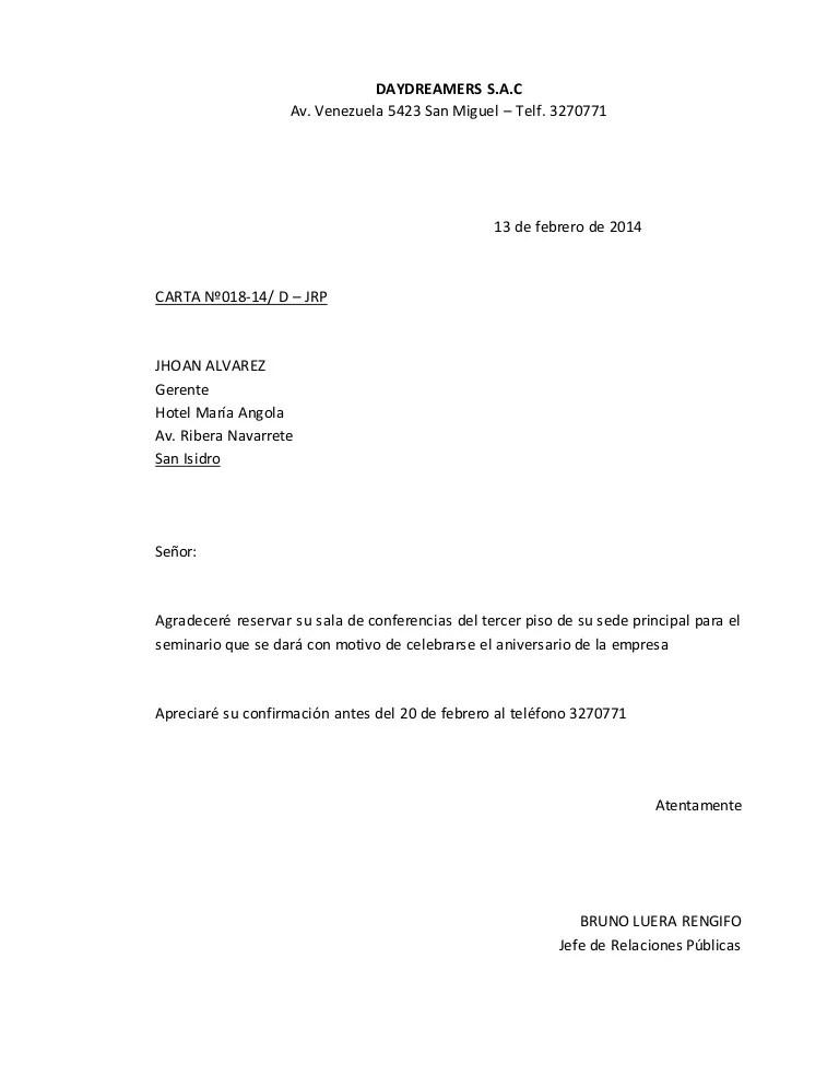 cartas de solicitud - Towerssconstruction