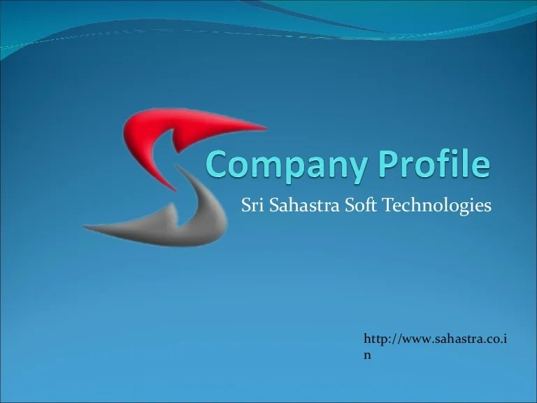 company profile sample download - Towerssconstruction