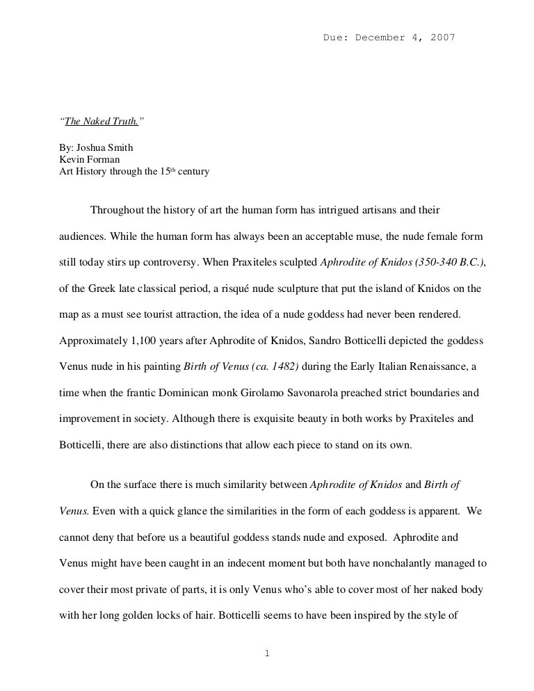 similarities essay examples