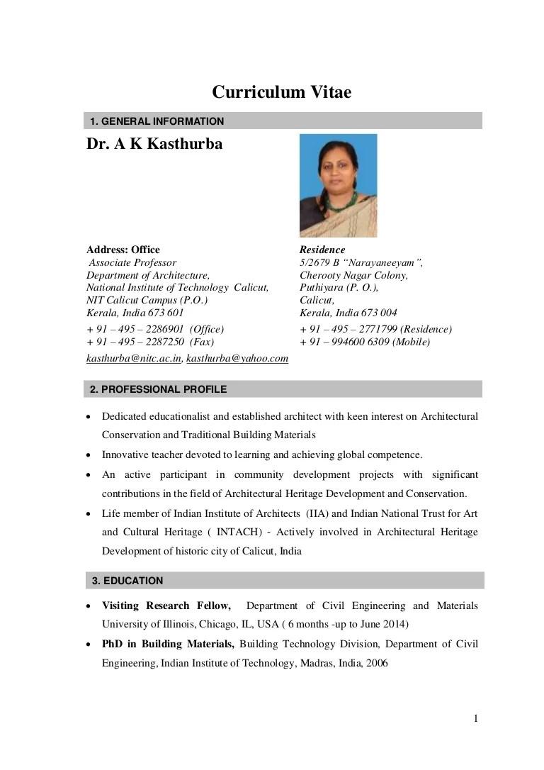 professional resume samples india