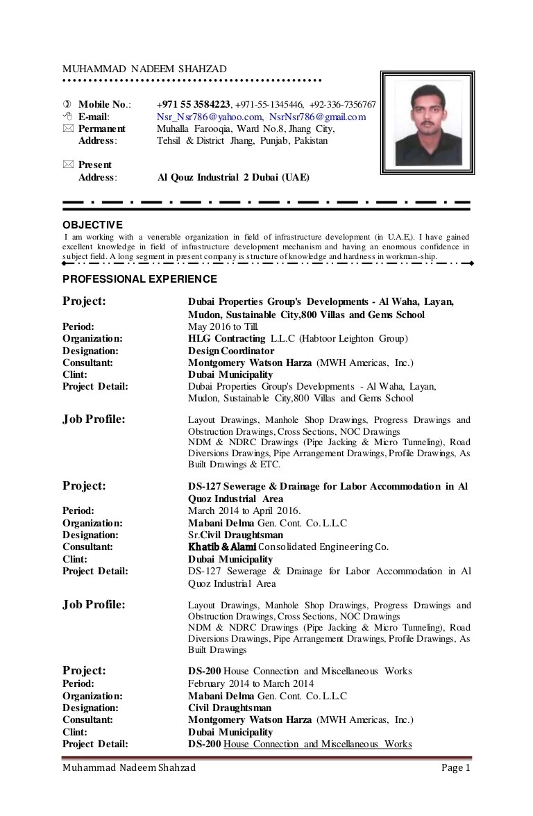 cv in english is resume