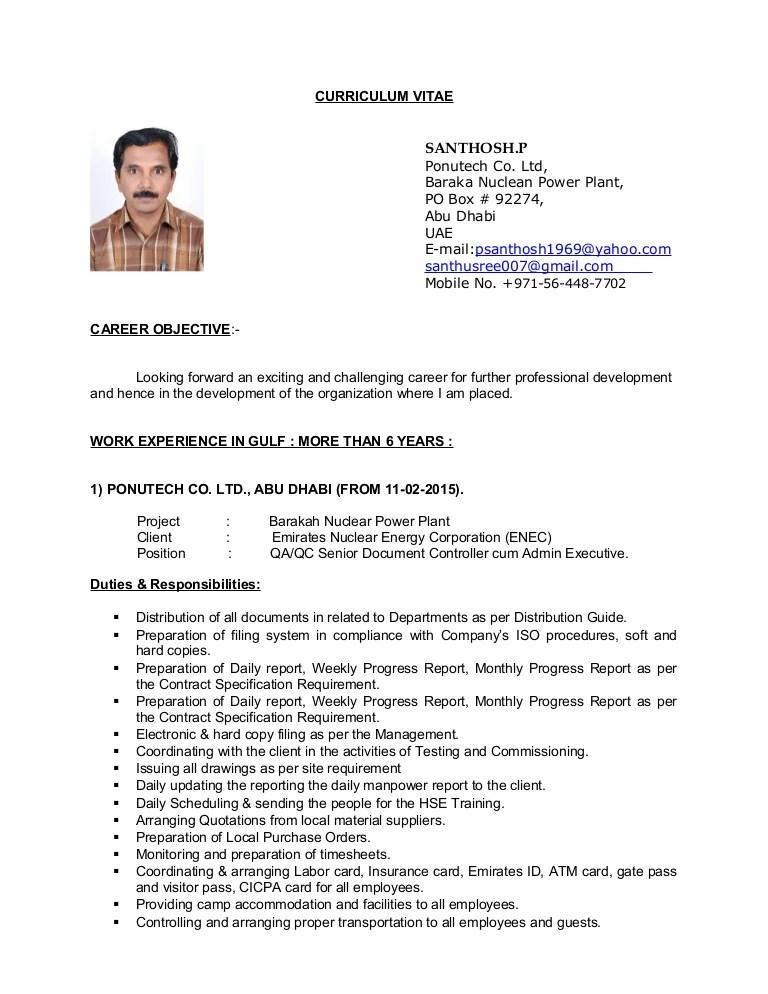 administrative executive resumes - Maggilocustdesign - sales administrative assistant sample resume