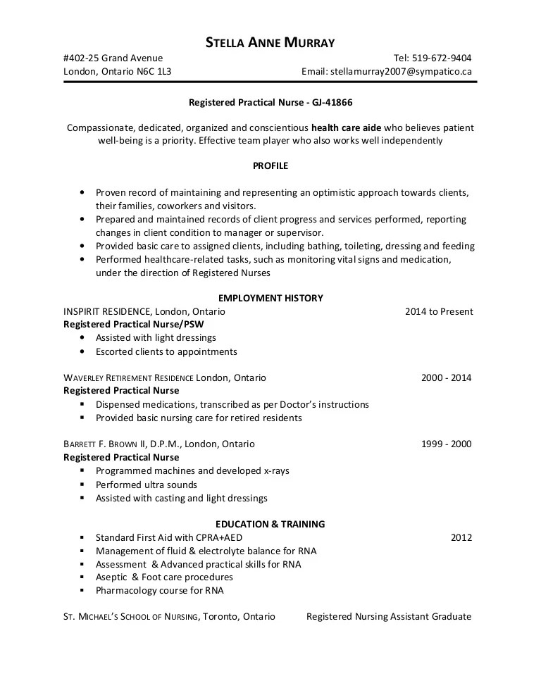 sample psw resumes - Romeolandinez - psw sample resume